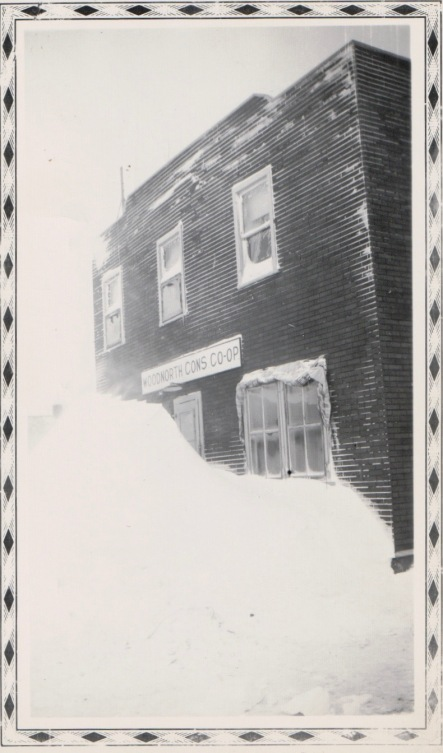 Woodnorth store Feb 8, 1947